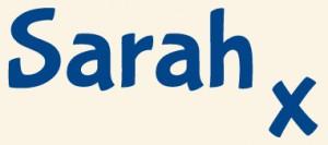 sarah x