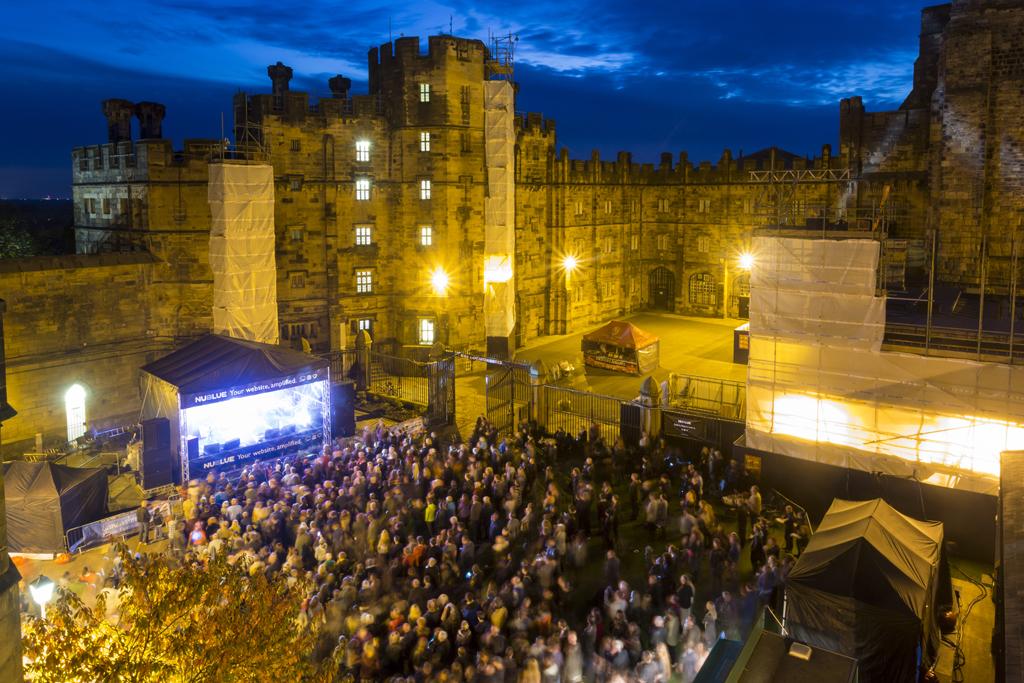 Lancaster Music Festival 2015