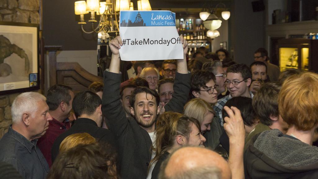 #TakeMondayOff